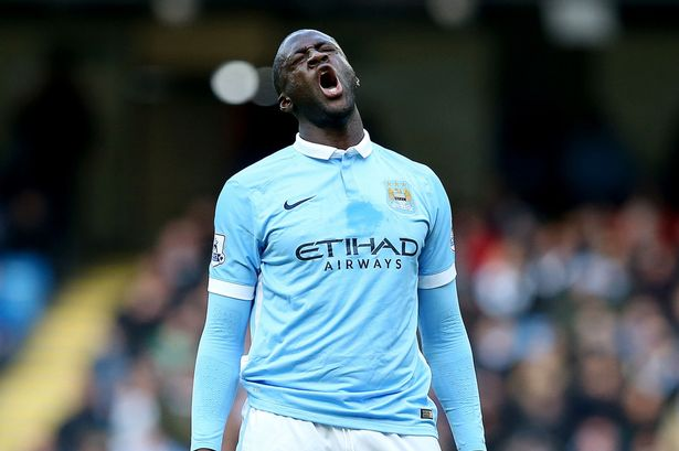 Toure's Manchester City future in doubt as agent reveals plans to open talks over a move