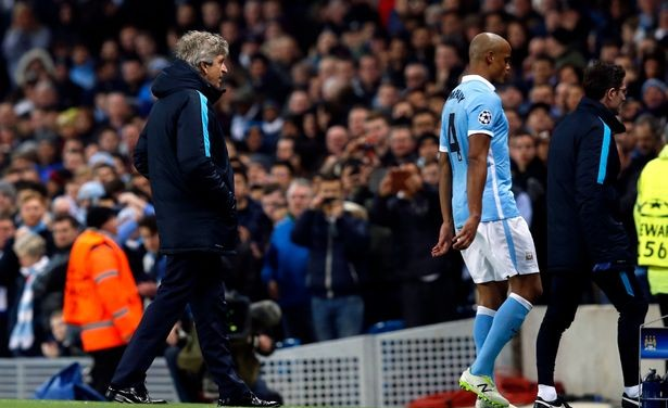 Vincent Kompany's future: How Manchester City plan to cover for their injury-prone skipper
