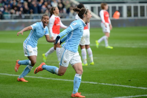 Manchester City Women showing signs of looking like champions after just two games