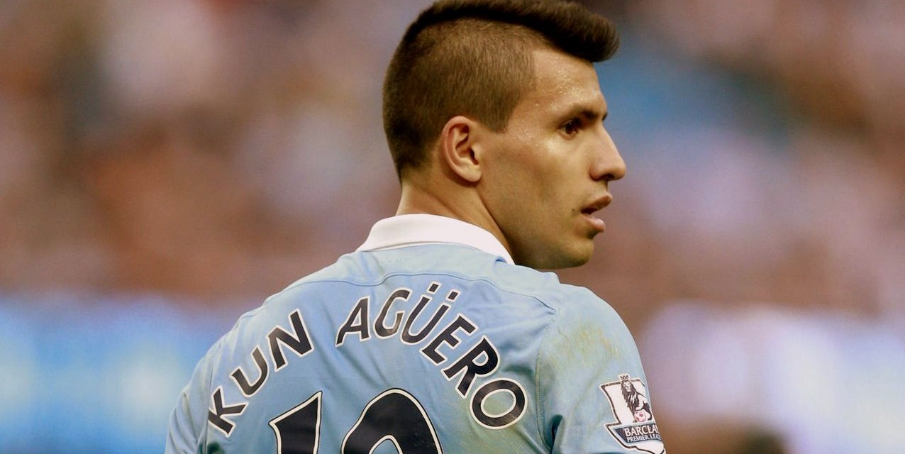 Exclusive Sergio Agüero Has Signed A New City Contract - Aguero hairstyle new