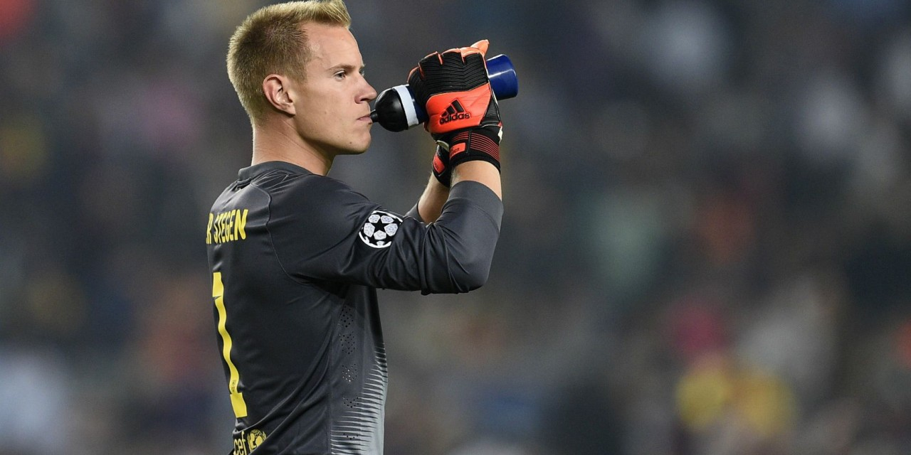 Would Ter Stegen nab Joe Hart's starting spot? He could, you know.