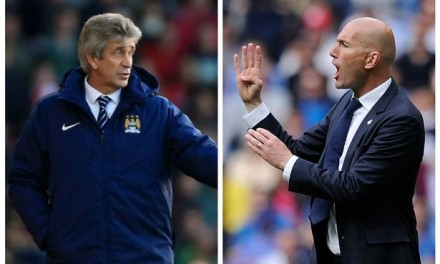 Champions League semi final: Pellegrini reveals how Manchester City WILL beat Real Madrid