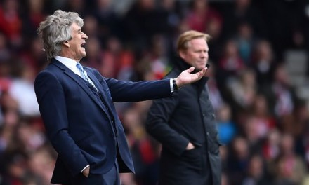 Pellegrini undermined by Manchester City's Pep Guardiola